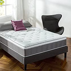 Zinus Extra Firm iCool 12 Inch Mattress