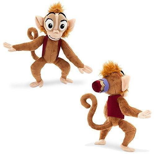Official Disney Aladdin 30cm Abu The Monkey Soft Plush Toy
