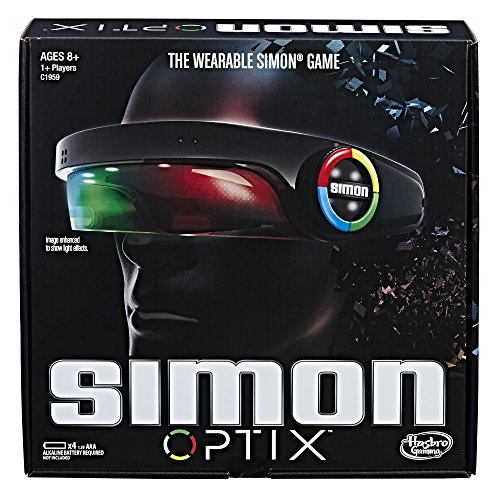 Hasbro Gaming Simon Optix Game