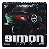 Hasbro Gaming-630509532605 Simon Optix, Multicolor, Talla única (C1959)