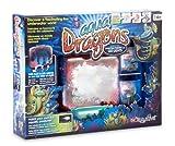 Aqua Dragons Deluxe - Pecera para Dragones de Agua- Mundo Submarino Juguete Educativo, Multicolor (World Alive W4003)