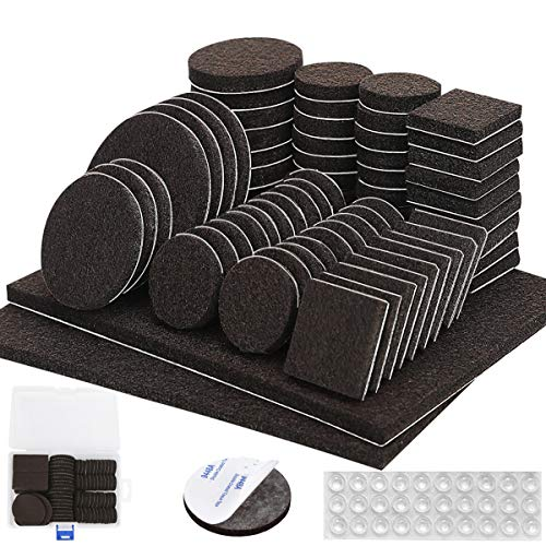 Furnimate Furniture Pads with Self Adhesive for Chair Legs