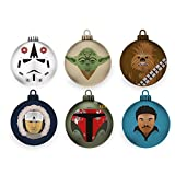 Star Wars - The Empire Strikes Back Baubles (6-Pack) -