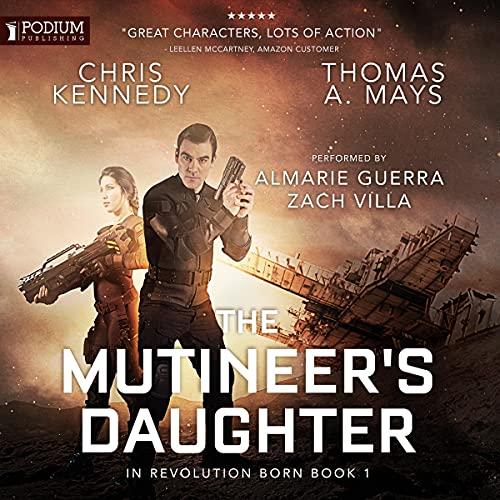 The Mutineer's Daughter cover art