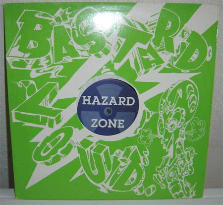 Brotherhood Of Mono Tone - Hazard Zone Sampler