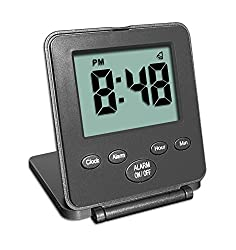 best top rated small travel clock 2021 in usa