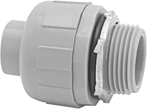 1/2 STR NM LT Connector (25 Pack)