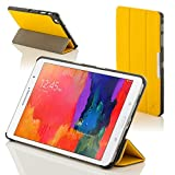 Forefront Cases Coque pour Samsung Galaxy Tab Pro 8.4 T320 Étui Coque Stand Case Cover Housse -...