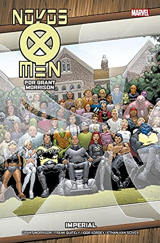 Novos X-men por Grant Morrison Vol.02 (de 07)