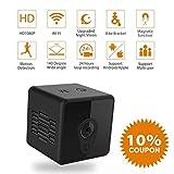 Mini Spy Camera WiFi, Jayol 1080P Spy Hidden Camera Upgraded Night Vision and Motion Detection Spy...