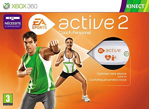 EA Sports Active 2 (jeu Kinect)