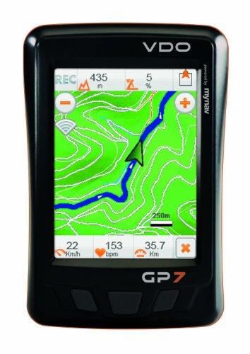 VDO Outdoor-GPS GP7, schweiz topo / d-a-ch strasse,...
