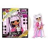L.O.L. Surprise! O.M.G Remix - Con 25 Sorpresas - Muñeca de Moda Coleccionable, Ropa y Accesorios - Kitty K