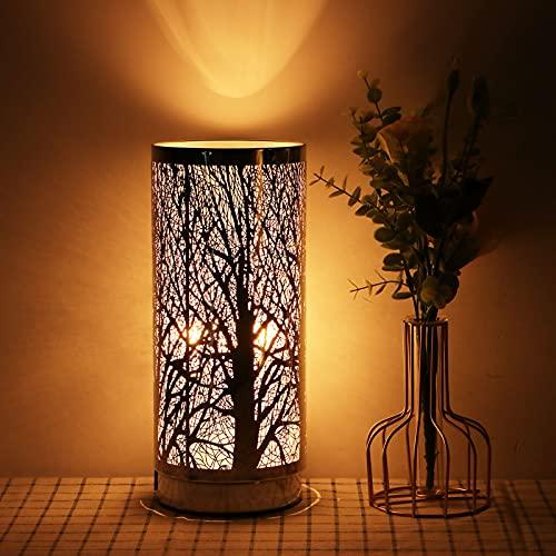 SUQIAOQIAO Luz Innovadora De La Cama De Aroma Innovadora, Lámpara De Fragancia De Aceite Esencial De Humidificador Eléctrico, Difusor Exquisito Duradero para Oficina En Casa