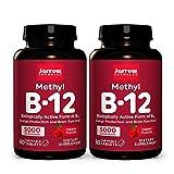 Jarrow Formulas Methyl B-12 5000 mcg - 60...