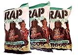 OxBox Rap Snacks Migos, 3 Bags, Sour Cream With A Dab Of Ranch Migos Flavored Potato Chips (Sour Cream Dab Ranch)