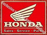 RKO Honda Sales Service Pièces Moto Voiture -Parent - 30 x 40 cm