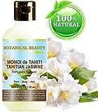 Monoi de Tahiti tahitian Jasminöl 100% natürliche/100% reines Botanicals - 30 ml. Für Haut, Haare...