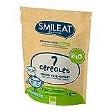 Papilla de 7 Cereales Eco Smileat 200 g