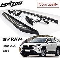 Toyota RAV4 2019 2020のOEサイドバーランニングボードサイドステップ、ISO9001品質、