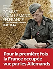 Comme un Allemand en France d'Aurélie Luneau