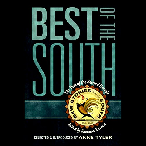 Best of the South audiobook cover art
