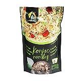 Hethstia Shirataki Konjac Noodle- Spaghetti Pasta Alternative, Zero Carbs/Calories, Gluten/Soy Free, Keto/Vegan Friendly (9)