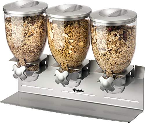 Bartscher Cerealienspender 3-fach - 500379