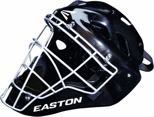 Easton Stealth Speed Elite Catchers Helmet (Small, Black)