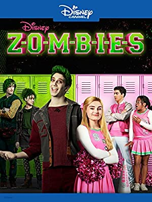 Disney ZOMBIES from