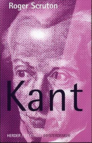 Herder / Spektrum Meisterdenker: Kant: 1724 - 1804