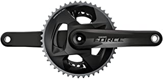 SRAM, Force AXS, Crankset, Speed: 12, Spindle: 24/22mm, BCD: 107, 46/33, GXP, 172.5mm, Black, Road