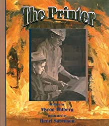 """""""The Printer"""" Book for Children Crafts and Activities"""