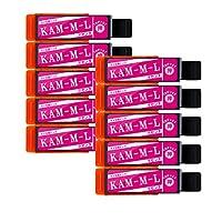 エプソン用 カメ互換 KAM-M-L互換インク マゼンタ 10本セット 増量版 EP-881A EP-882A EP-883A