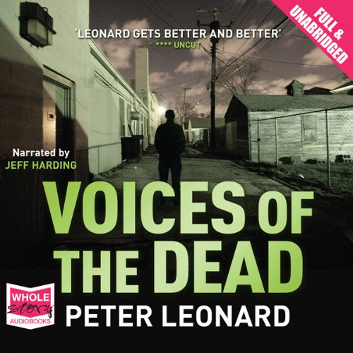 Voices of the Dead audiobook cover art