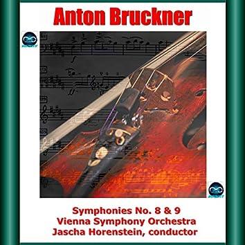 Bruckner: Symphonies No. 8 & 9
