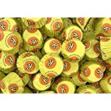 Reese's Milk Chocolate Peanut Butter Miniature Lovers Cup Easter Holiday Candy (2 Pound Bag)