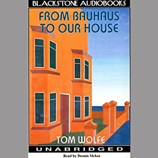 From Bauhaus to Our House audiobook cover art