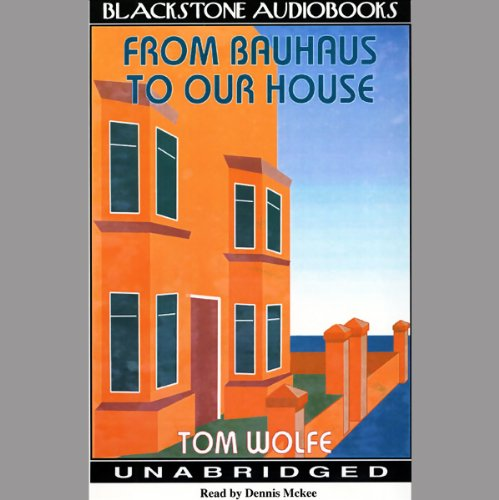 From Bauhaus to Our House cover art