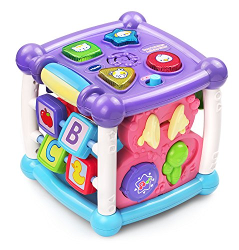 VTech Busy Learners Activity Cube,...