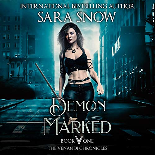 Demon Marked Audiobook By Sara Snow cover art
