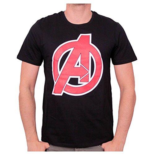Avengers Red & White Symbol l