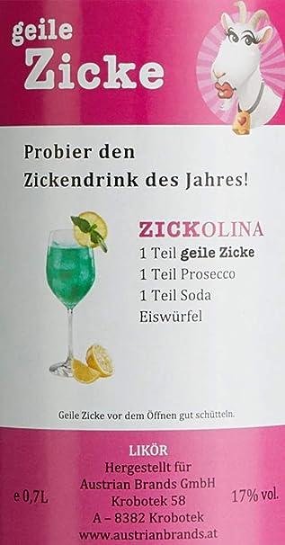 Zicken geile Geile deutsche