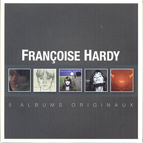 Francoise Hardy - Original Album Series (5 CD)