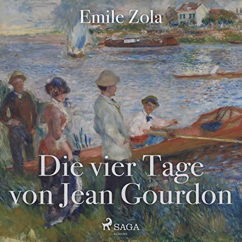 Die vier Tage von Jean Gourdon cover art