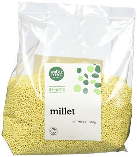 Whole Foods Market Organic Millet 3 x 500g