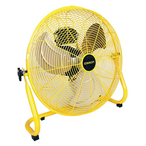 Our #5 Pick is the Stanley ST-20F Outdoor Floor Fan