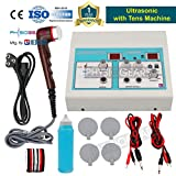 Physiogears physio solutions White Electro Therapy Combination Therapy (Tens+Us) TENS With Ultrasound/Ultrasonic