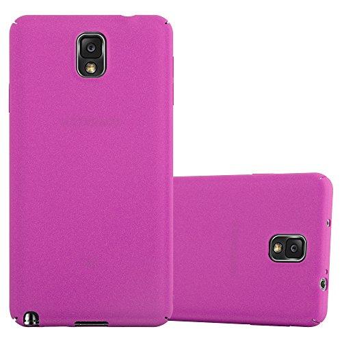 Cadorabo Custodia per Samsung Galaxy NOTE 3 in FROSTY ROSA - Rigida Cover Protettiva Sottile con Bordo Protezione - Back Hard Case Ultra Slim Bumper Antiurto Guscio Plastica
