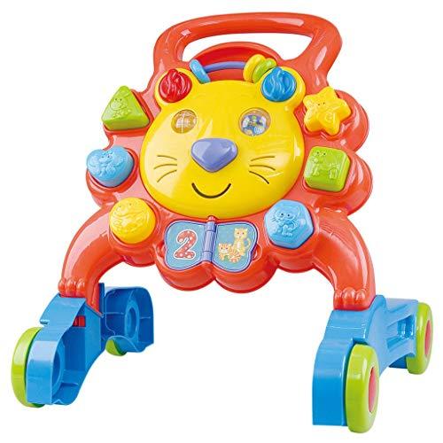 Playgo Lauflernhilfe Little Lion Laufwagen Lauflernwagen Walker Baby Gehfrei